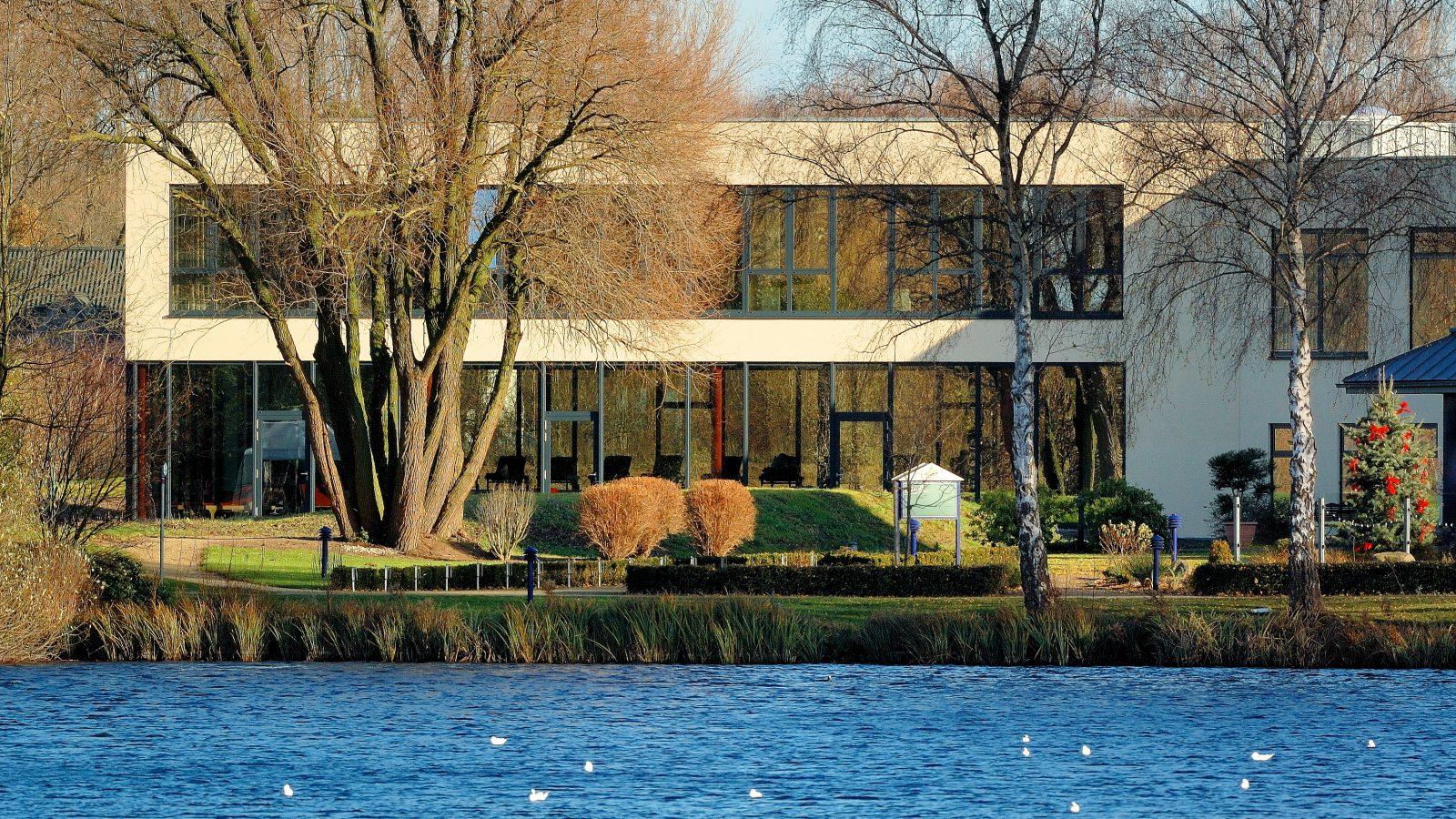 Hotel See Park Janssen 2001 Bis Heute Architekturburo Hanssen