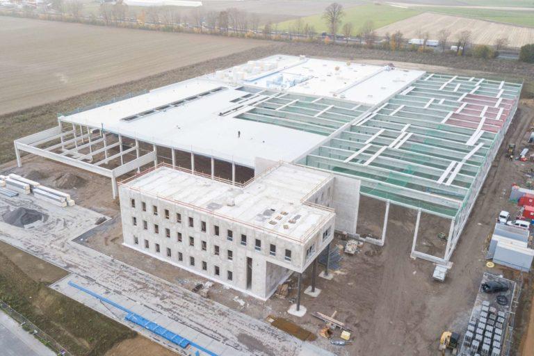 Essertec (2019) – Neubau einer Unternehmenszentrale